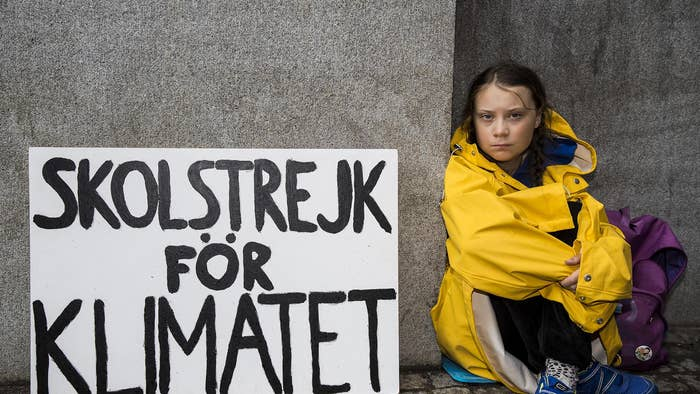 Greta Thunberg @Independent.co.uk